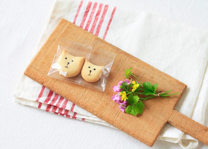プチギフトにオススメにゃ♡京都の小さな焼き菓子工房Calico(キャリコ)のネコクッキーにきゅん♩のトップ画像