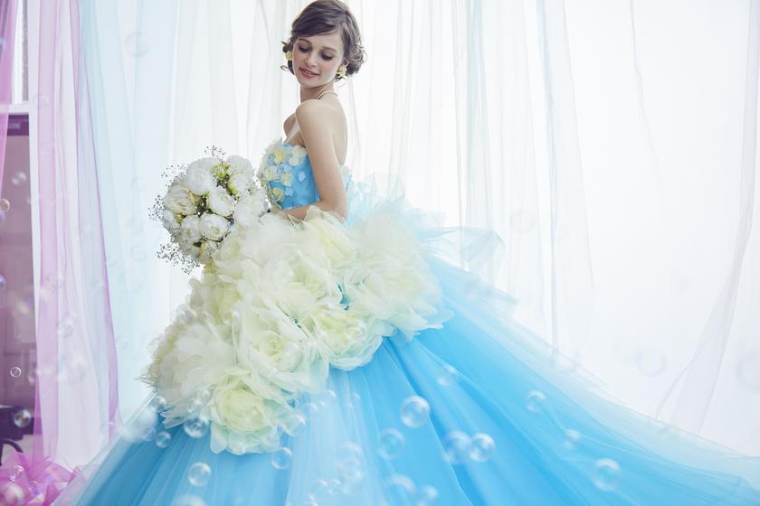 【レンタル開始】大人気!KIYOKO HATA×marryの2rdコレクションドレスが着れるお店はどこ?にて紹介している画像