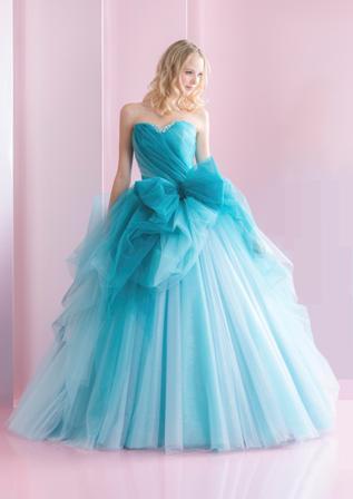 完璧にSWEET♡ふわふわビックラインのボリュームドレスにくぎづけ*にて紹介している画像