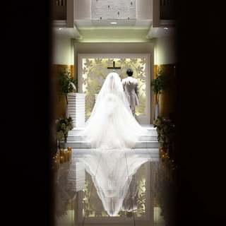 指示書に追加♡神聖な「チャペル」で撮りたいとびきり可愛いウェディングフォトポーズ集*の画像