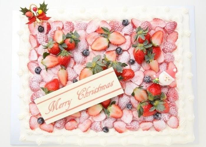 人気ケーキは売り切れ注意!早くから予約したい通販で買える「クリスマスケーキ」特集のトップ画像