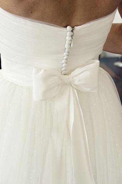 女の子の憧れリボン♡後ろ姿もキュートにきまるバックリボンドレスをご紹介*にて紹介している画像