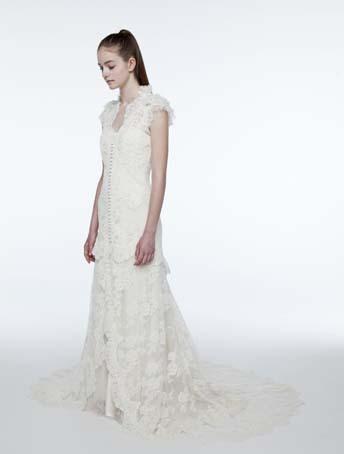 美しすぎるクラシカルモダンなブランド*『コッティー・ロウ』のドレス10