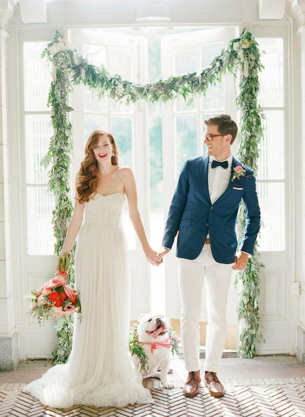 結婚式は2人で1つ♡新郎に着てほしいタキシードランキング