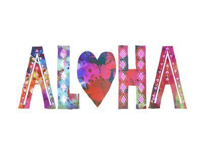 実は、ラブラブ夫婦の秘訣と思いやりがいっぱい*ハワイ語の挨拶『ALOHA』に込められた素敵な意味は?にて紹介している画像