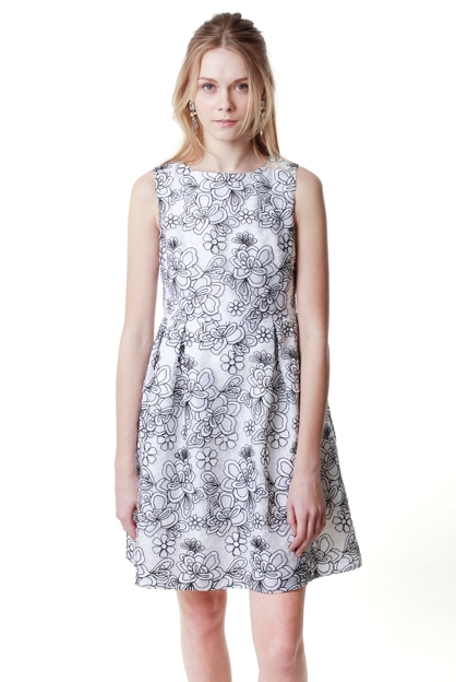 もう決まった?ゲスト用可愛いお呼ばれドレスのブランド3選♡にて紹介している画像
