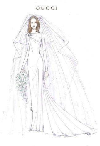 永遠の憧れ♡夢のようなハイブランドのウェディングドレス5選!にて紹介している画像