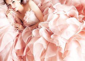 おとぎの国のお姫様みたい♡女の子なら誰だって夢見心地のピンク色ドレスまとめ*
