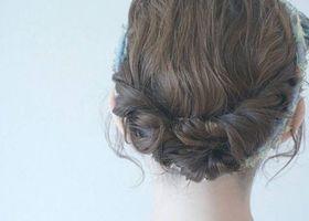 ボブだって、結婚式ではアップにしたい♡花嫁さんもゲストさんも、髪の毛が短くったって大丈夫*可愛く華やかになれるアレンジ7選!