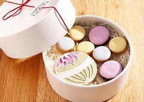 京都にある、アイシングクッキーの専門店*『アイシングクッキーtobira』の和柄クッキーは和装ウェディングの贈り物にぴったり♡