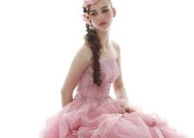 フォーシスアンドカンパニーのドレスは、ふりふりフリルやリボンやお花がたーっぷり♡どれもロマンティックで目移りしちゃうやさしいパステルカラーのドレスまとめ*