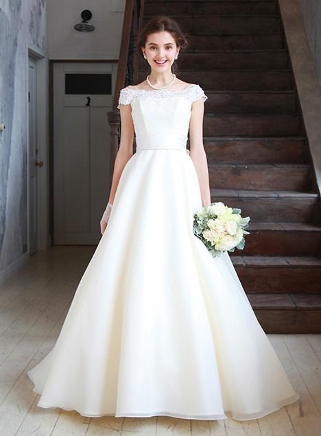 イノセントリーのプライベートブランド*「ピュアスウィートライン」のドレスが清楚可愛