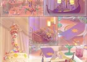 一度は憧れる&参加してみたい結婚式NO.1の、ディズニーフェアリーテイルウエディング*この度、『ラプンツェル』と『アナと雪の女王』の演出が追加されたんです♡