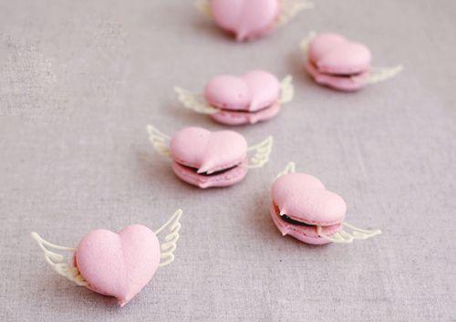 気持ちを伝えるならハート型が一番♡バレンタインにぴったりなあまーいハートのプチギフト特集♡にて紹介している画像